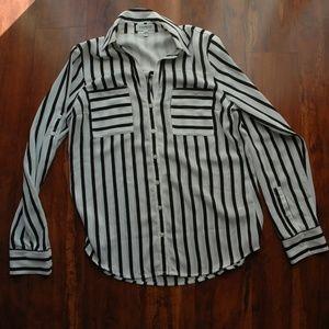 Express Striped Portofino Shirt